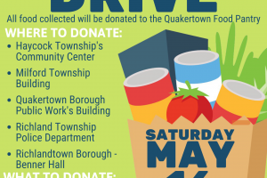 Quakertown Community Food Drive